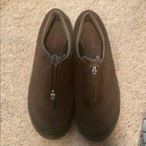 Keds Brown Tennis Shoes